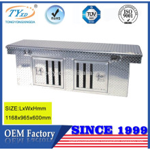 high quality aluminum hunting dog kennel for truck