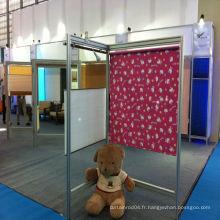 2014 Chine mini stores plissés sans fil chaud en bonne qualité, stores plissés, stores plissés en tissu