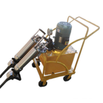 Electric Driven Hydraulic Splitters for Granite Rock