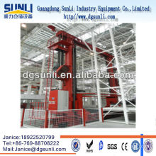 automatic 3-dimensional warehouse electronic equipment rack