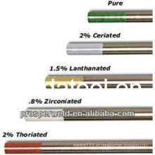 Electrodo de tungsteno