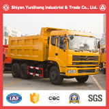 6x4 10 wheel 15m3/15cbm/15 cubic meter tipper dump truck for ethiopia