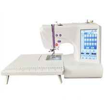 Multifunctional computer automatic embroidery machine