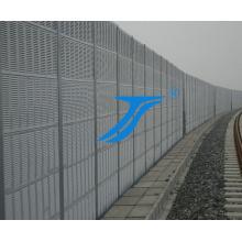 Barrera de ferrocarril / serie de barrera de sonido para ferrocarril