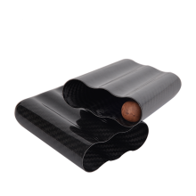 Carbon fiber Cigar Humidor Cigar holder and Tube