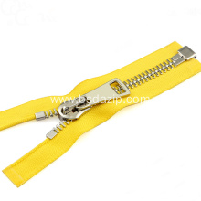 Brass No. 5 Yellow Zipper for Bag