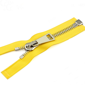 No. 13 Brass Metal Zipper for garments