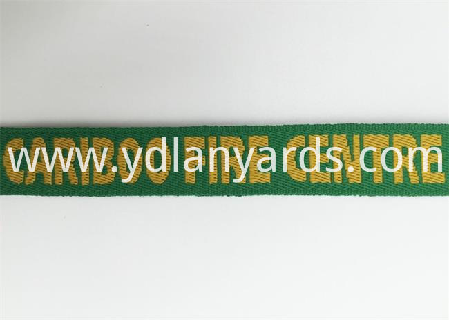 Good Quality Jacquard Lanyards