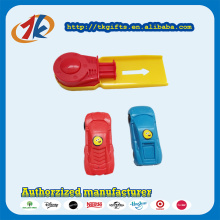 Hot Selling Plastic Racing Car Toy with Launcher