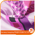 New style pigment printed polyester microfiber bedding fabric