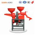 DAWN AGRO Combinou Pequena Máquina De Processamento De Moagem De Grãos De Arroz