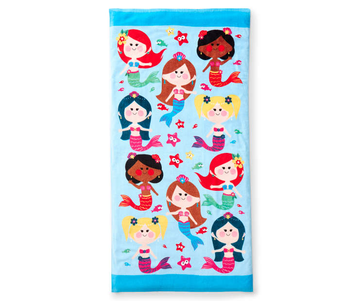 Girls Beach Towels
