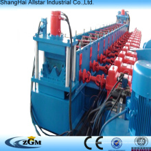 Qualified metal highway guardrail making machine with high quality