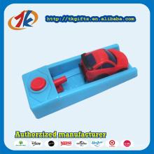 Günstige kleine Rennwagen Kinder Spielzeug Launcher Auto Spielzeug