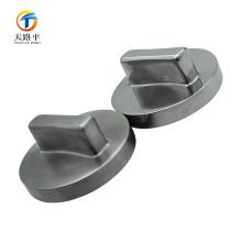Forno de aço inoxidável do botão do controle do fogão de gás