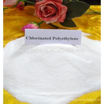polyéthylène chloré CPE135A Pour modificateur d'impact en PVC