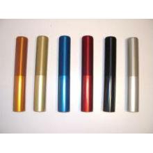 Revestimento do tubo de alumínio / pintura em pó