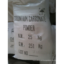 Indústria de tintas de vidro de carbonato de estrôncio