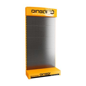 Ausstellungsraum für Metallregalwerkzeuge von Display Rack Solution