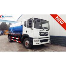 2019 Nouveau camion-citerne à eaux usées Dongfeng D9 10000litres