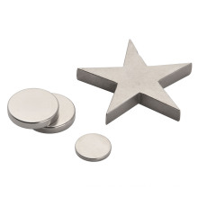 Small Disc Sintered Neodymium Magnets