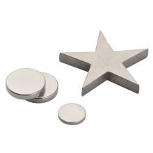 Ímãs de neodímio sinterizado com disco pequeno