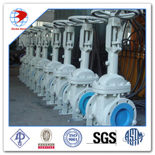 Class 150 Flanged Hand Wheel Carbon Steel A216 Wcb Gate Valve