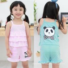 Großhandel Mädchen Sommerkleidung hohe Qualität Mädchen Anzüge