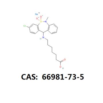Tianeptine intermediate cas 66981-73-5 cas 1224690-84-9
