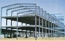 Light gauge steel structure warehouse/steel frame structure shed/carport/canopy