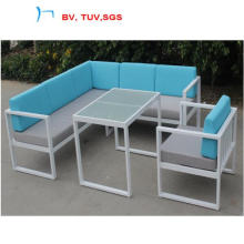 2016garden Rattan Corner Sofa with Coffee Table Set (CF1292)