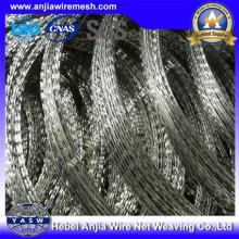 Wire de rasoir de concertine utilisant en clôture avec (CE et SGS)