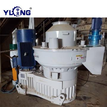 Máquina de granulación de madera de aserrín