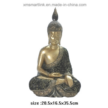 Polyresin Figurine Buda Heykeli