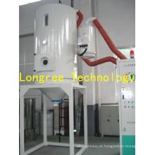 Secador plástico do plástico da matéria prima do PVC / PP / PE / ABS / PC e desumidificador