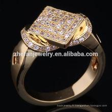 1 gramme or Inde rubis anneau designs
