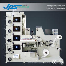 Máquina de impresión transparente del rollo de la película de los PP Jps320-5c-B