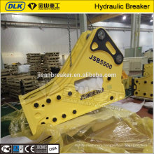 construction machine heavy duty soosan hydraulic rock breaker hammer for 50-60t excavator