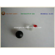 Translucent Glass Bead Manufacture for Chain