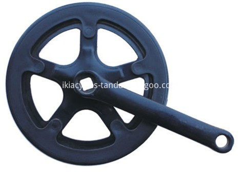 Chainwheel-and-Conjoined-Crank