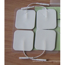 Self Adhesive Pain Release Tens Pads Weißes Tuch