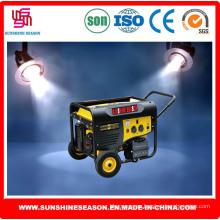 Generador de gasolina 3kw para uso doméstico y al aire libre (SP5500E2)