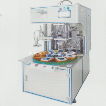 Automatic Locking Screw Dispenser untuk Relay Mutual Inductor