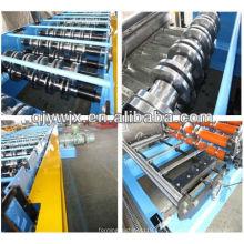 Máquina formadora de rollos automática para piso
