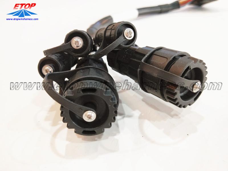 LLT connectors