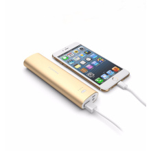 Customized Logo Metal Portable Powerbank Mobile Phone Battery Charger 10000mAh