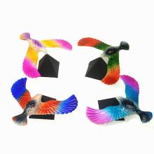 Brinquedo plástico do pássaro do equilíbrio das crianças pequenas baratas por atacado da marca do FQ