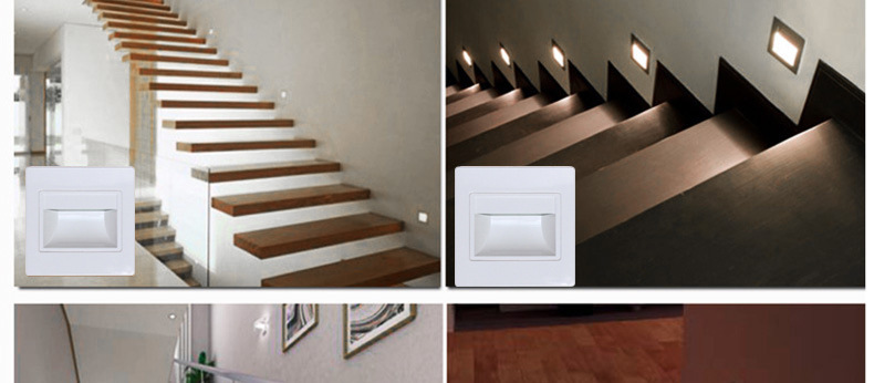 1W Stairs light
