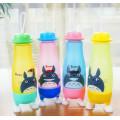 Fabrik-Preis-kreatives Entwurfs-Sport-Glas-Wasser-Flaschen-Geschenk-Schale