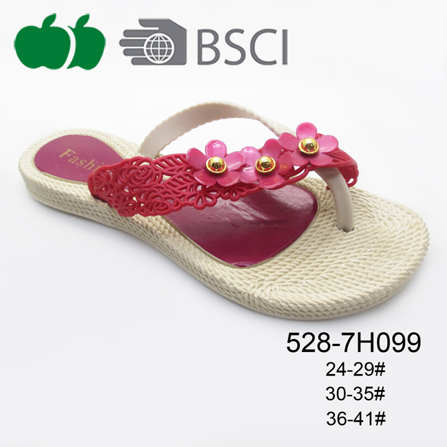 Latest Design Girls Children Fancy Slippers